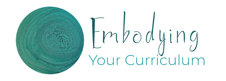 EMBODYING YOUR CURRICULUM Logo